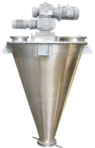 Conical Screw Mixer with Worm Reducer pictures & photos