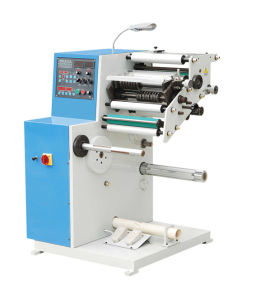 Turret Rewinder/Small Size Slitting Machine/Business Card Cutter pictures & photos