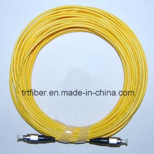 Singlemode FC/FC Simplex Optical Fiber Cable pictures & photos
