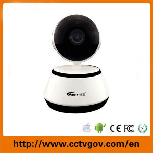 720p Wireless WiFi IP Camera Audio Home Security Surveillance Indoor SD TF Card pictures & photos