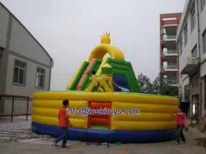 Sale Inflatable Movie Screen Bouncer for Portable Business Use (B056) pictures & photos