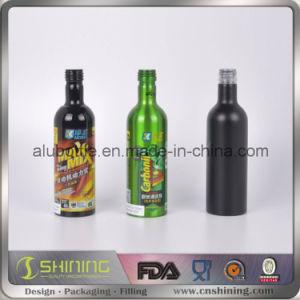 Engine Oil Aluminum Bottle