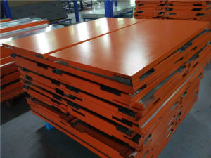12mm Thick Orange Color Aluminum Honeycomb Ceiling Panels pictures & photos