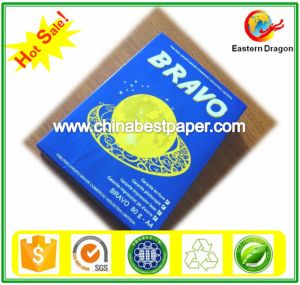 75G A4 White Bravo Copy Paper pictures & photos