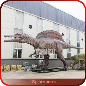 Factory Directly Custom Animatronic Dinosaur Large Sculpture pictures & photos