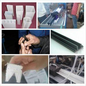 PVC Door & Window Profile Production Line (SJ) pictures & photos