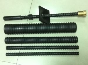 Self Drilling Hollow Rock Anchor Bolt System pictures & photos