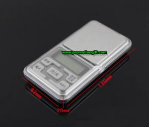 Mini Electronic Digital Pocket Weighing Scale pictures & photos
