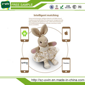 Toy Bear Portable Charger 8000mAh pictures & photos