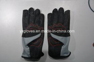 Mechanic Gloves-Silicon Gel Palm Glove-Work Glove-Hand Glove-Labor Glove-Safety Glove-Industrial Glove pictures & photos