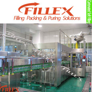 High Speed Automatic Carbonated Beverage Filling Machine pictures & photos