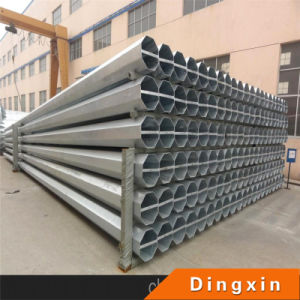 64kv Polygonal Octongal Electric Pole for Transmission pictures & photos
