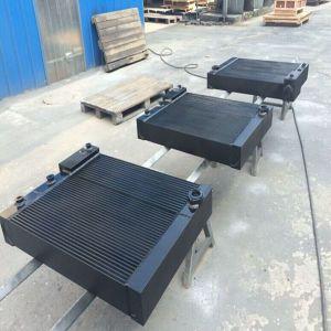 Screw Air Compressor Part Aluminium Radiator Heat Exchange Air Cooler pictures & photos