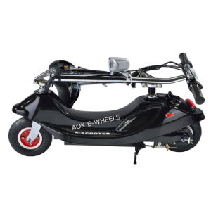 250W Brushless Motor Electric Scooter with LED Light (MES-300-1) pictures & photos