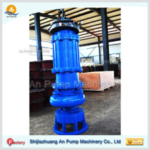 Acid Resistant 380V Portable High Volume Low Pressure Submersible Sand Dredging Pump pictures & photos