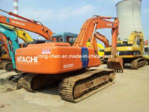 Used Hitachi Ex200-3 Crawler Excavator for Sale pictures & photos