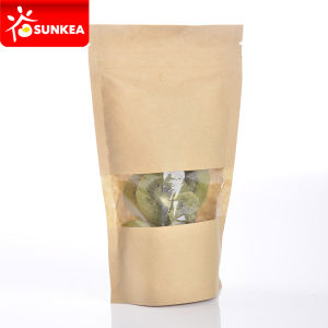 Brown Kraft Paper Food Bag Packaging pictures & photos