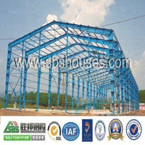 Hot Sale Prefabricated Light Steel Structure Warehouse pictures & photos