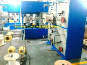 Model Hr-70 High Performance Price Ratio Drop Cable Extrusion Line pictures & photos