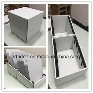 Quartz Tile Sample Paper Cardboard Box Display Stand pictures & photos