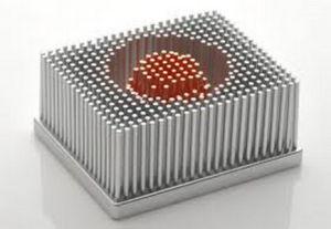 Customized Aluminum Radiator Aluminum Alloy Heat Sinks pictures & photos