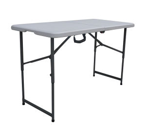 Hongma Plastic 120cm Camping Table pictures & photos