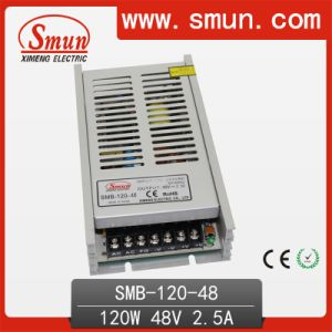 120W 48VDC 2.5A Ultra-Thin AC to DC Power Supply pictures & photos