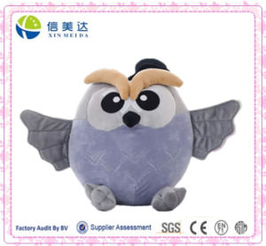 Wholesale Custom Owl Animal Plush Doll Promotional Present pictures & photos