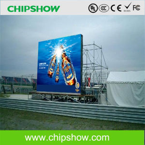 Chipshow Stable Quality P10 Outdoor Full Color LED Display pictures & photos