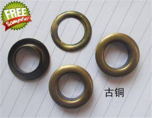 34# 21mm Wholesale High Quality Blank Holder Eyelets pictures & photos