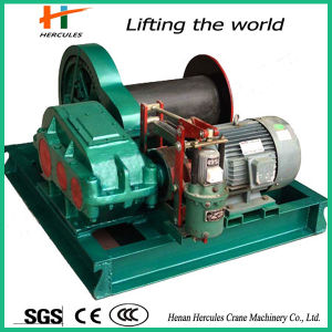 Professional Manufacturer Wire Rope Pulling Winch pictures & photos