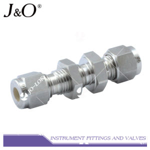 Instrument Stainless Steel Connector Tube Fitting pictures & photos