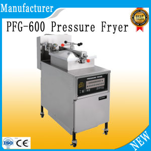 Pfg-600 Mcdonalds Deep Fryer (CE ISO) Chinese Manufacturer pictures & photos