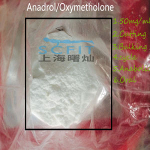 Oral Steroids Anadrol Powder for Body Growthing Hormone CAS 434-07-1 pictures & photos