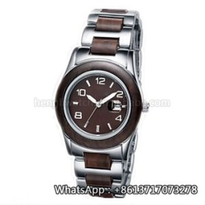 2016 New Style Quartz Watch, Fashion Wood Watch Hl-Bg-164 pictures & photos