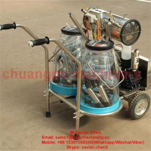 Mobile Vacuum Pump Type Penis Milking Machine Sex pictures & photos