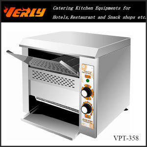 CE Approved Electric Conveyor Toaster/Automatic Chain Furnace Conveyor Toaster (VPT-358)