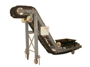 Electric Belt Conveyor (B400) pictures & photos