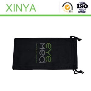 Carrying Bags of Glasses Creative Fashion Sunglasses Bag Student Glasses Bag Printing Double Pull Rope Letters Glasses Bag Stamp Fringe Pattern