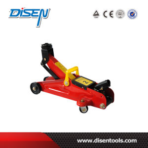 2 Ton Floor Hydraulic Jack (290mm lifting height) pictures & photos