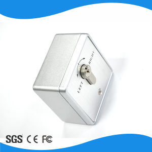 High Quality Emergency Release Button Switch with Key pictures & photos