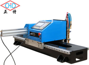 Znc-1800 CNC Gas Cutter with Ce Certificate Flame Cutter pictures & photos