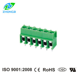 PCB Screw Terminal Blocks (ZB-104Y) Pitch 5.0mm