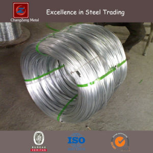 Galvanized Steel Wire for Nail (CZ-W52) pictures & photos