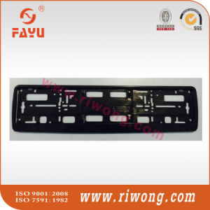 Number Plate Frame, Plastic Frame pictures & photos