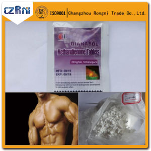 Raw Material and Muscle Growth Powder Dianabol/Dbol/Methandrostenolone pictures & photos