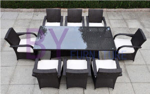 Fashion Design Popular Classic Synthetic PE Rattan Furniture Outdoor pictures & photos