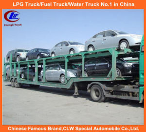 Car Carrier Truck Trailer for SUV pictures & photos