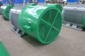 1kw-5600kw Horizontal Axis Permanent Magnet Wind Turbine Generator pictures & photos