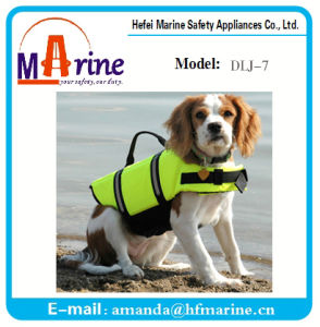 Good Quality Green Color Dog Swimmng Jacket pictures & photos